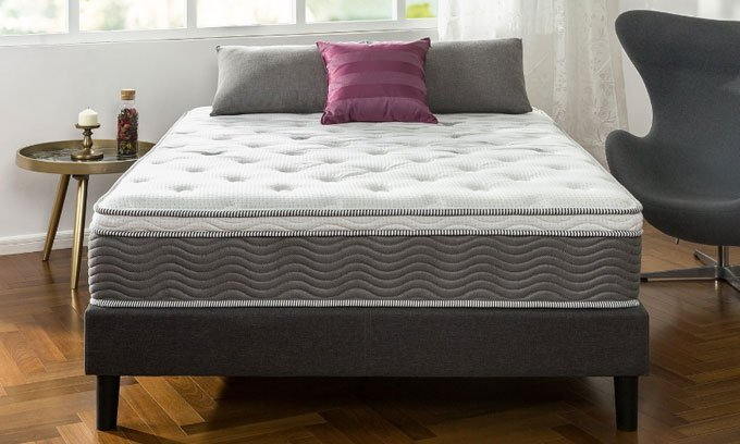 Zinus 12 - Best Innerspring Mattress