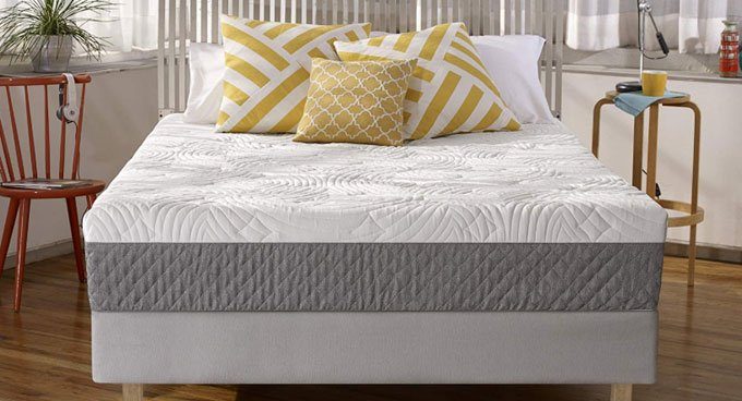 Sleep Innovations Shea - Best Memory Foam Mattress For Side Sleepers