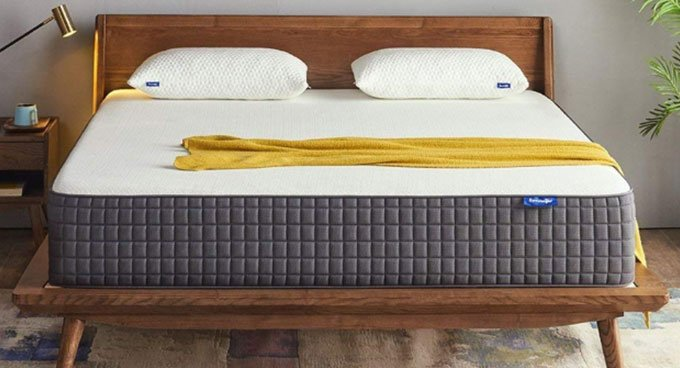 Sweetnight - Best Memory Foam Mattress For Side Sleepers