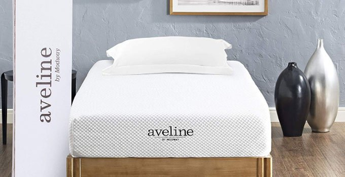 Modway Aveline 8 - Best Mattress For Shoulder Pain