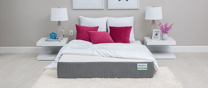 GhostBed - Best Mattress For Side Sleepers