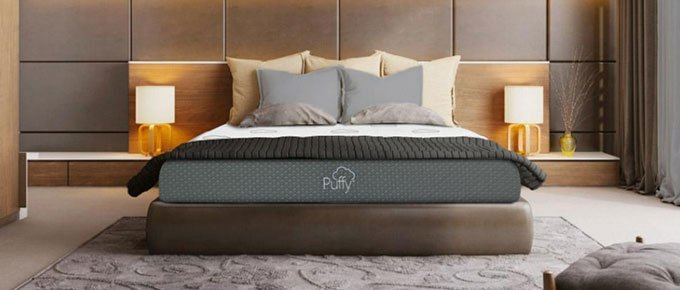 Puffy - Best Mattress For Side Sleepers