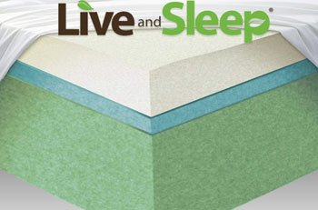 Live & Sleep - Best Memory Foam Mattress